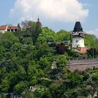 Schlossberg & Uhrturm