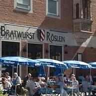 Bratwurst Röslein