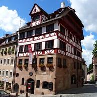 La maison d'Albrecht Dürer