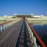 Kallbadhuset och Ribersborgs Beach