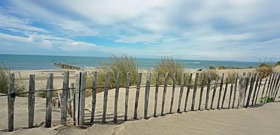 Espiguette Beach (Le Grau du Roi)