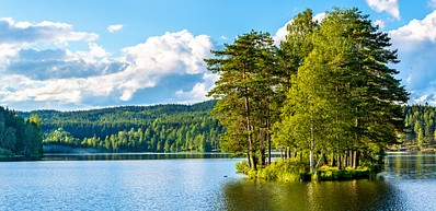 Lake Sognsvann