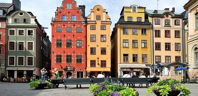 斯德哥尔摩老城区