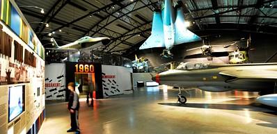 Музей военно-воздушных сил Flygvapenmuseum
