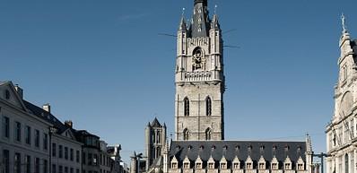 Het Belfort van Gent, werelderfgoed
