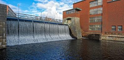 Tammerkoski Rapids