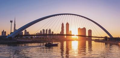 Le Canal Maritime de Dubai