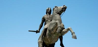 Staty av Alexander den stora