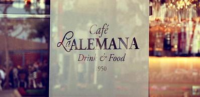 Café La Alemana