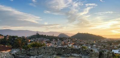 Archäologischer Komplex Nebet tepe