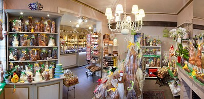 Spegelaere chocolaterie