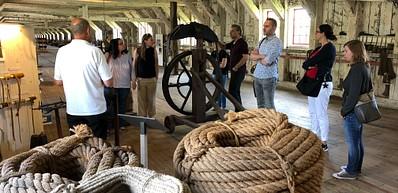 Visita guiada: Jornadas del Patrimonio de la Humanidad 2019 - antiguo astillero