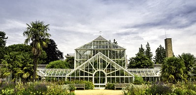 Cambridge University Botanical Garden