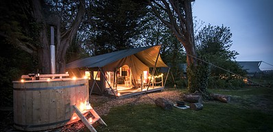 Norje Boke campsite