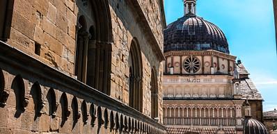 Bazylika Santa Maria Maggiore i kaplica Colleoni