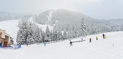 Skiing: Northwest Mountain School