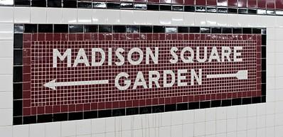 麦迪逊广场花园