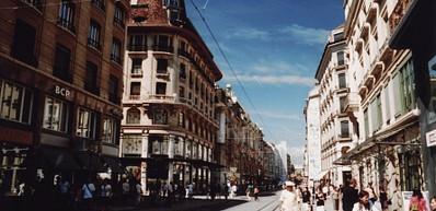 Geneva Shopping