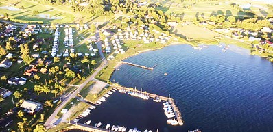 Trummenäs seaside resort & campsite