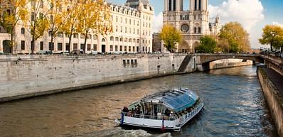 塞纳河 (La Seine)