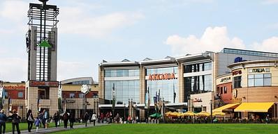 """Centro comercial """"Arkadia"""""""