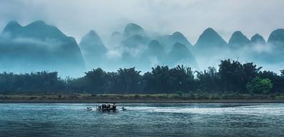 LiJiang River / 漓江