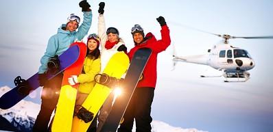 Sun Valley Heli Ski Headquarters