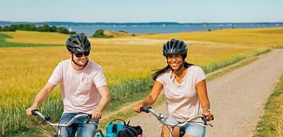 Cykla på Ven