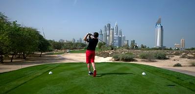 Torneo de golf Omega Dubai Desert Classic