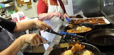 Jewish Food Fair (Feria gastronómica judía) (junio)