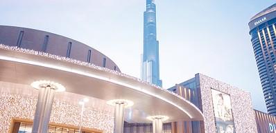 Торговый центр Dubai Mall