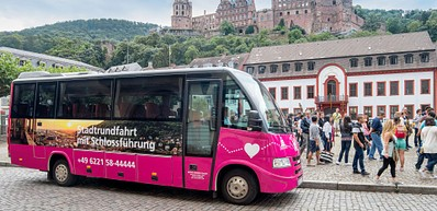 City and Castle Sightseeing Tour