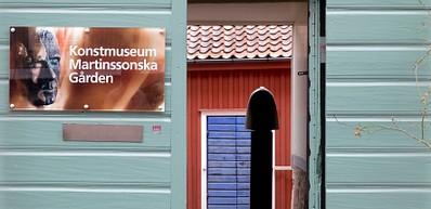 Art Museum - Martinssonska Gården