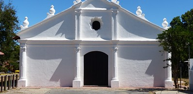 Ermita de La Agonia Church