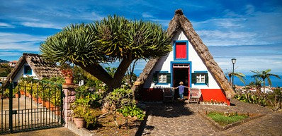 Santana Traditional Houses (Madeira)