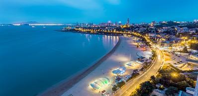 Seaside Promenade / 海边漫步