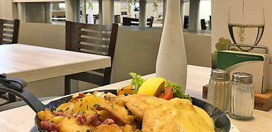 Knurrhahn fish restaurant