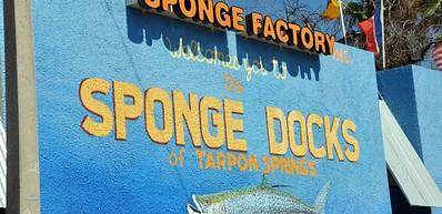 Docas de Esponja de Tarpon Springs