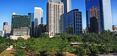 Discovery Green Parks
