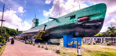 Monumen Kapal Selam (Submarine Monument)
