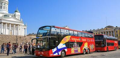 随上随下巴士和城市观光