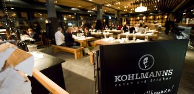 Kohlmanns - essen und trinken