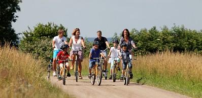 Fahrradtour auf Ven