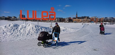Walk on the Ice