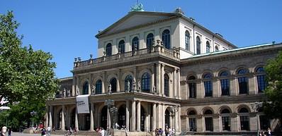汉诺威国家歌剧院 (Hannover State Opera)