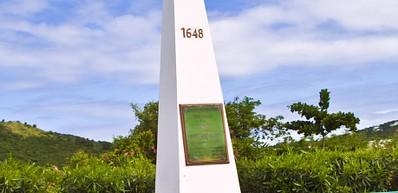 Border obelisk
