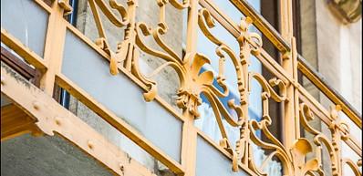 Musée Horta, trésor de l'Art Nouveau à Bruxelles