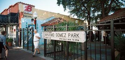 Maximo Gomez Park