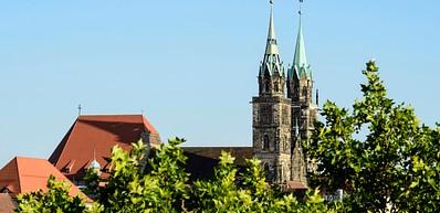 Lorenzkirche e Sebalduskirche