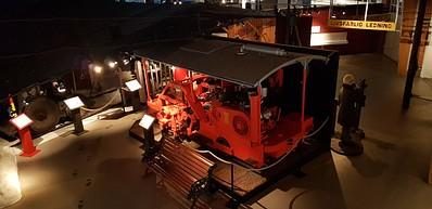 Railway Museum in Ängelholm